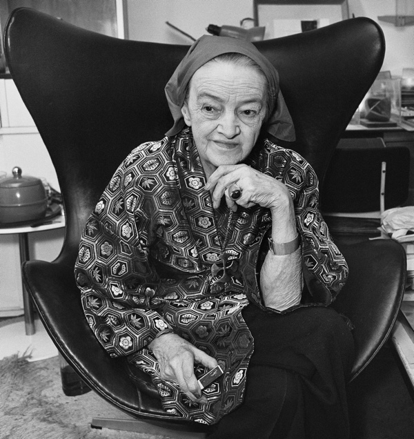 Barbara Hepworth by Mayotte Magnus